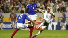 senegal vs france coupe du monde 2002