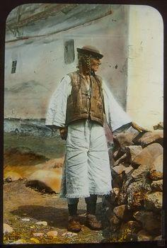 Karel Dvořák: Starý Detvanec:1908 - 1914