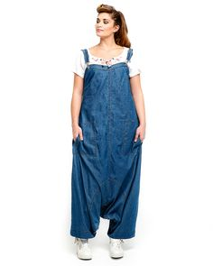 this is per-fect. Mat Fashion, Denim Fashion, Boutique, Spring Summer 2015, Boho, Jeans, Style Guides, Harem Pants, Overalls
