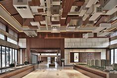 Site02 Architecture HKRI Jiaxin Sales Center Design SITE02 - 香港兴业御缇湾售楼处设计