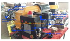 details of kv-120 waste oil burner.  helenjiang_sales1@kingweienergy.com Waste Oil Burner, Oil Burners