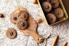 Cake et sablés aux noix – Emmanuelle Grenon Naturopathe