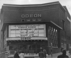 Sheffield, Halle, Yorkshire, Home Cinemas, Theatres, Flats, Street, Memories, History