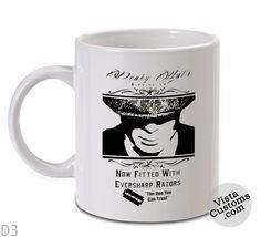 Peaky Blinders n Mug, Coffee mug coffee, Mug tea, Design for mug