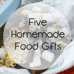 5 Homemade Food Gifts | KitchenCourses.com