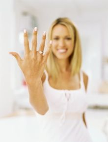 10 Things To Do As Soon As You Get Engaged... I'll be glad I pinned this one day.