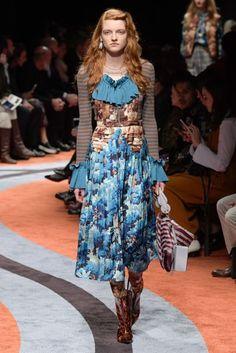 Marco de Vincenzo Autumn/Winter 2017 Ready-to-Wear Collection | British Vogue
