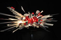 big bang lamp, Ingo Maurer