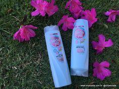 Vivy Duarte: Testei: Seda limpeza micelar by Niina Secrets Mixed Hair, Oily Hair, Shampoo And Conditioner, Cleaning, Silk