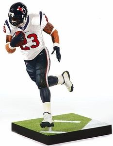 NFL Series 32 Action Figure Arian Foster White Jersey
