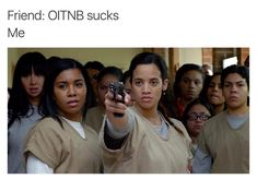 See this Instagram photo by @oitnb.memes • 2,164 likes
