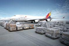 Asiana Cargo B747 freighter
