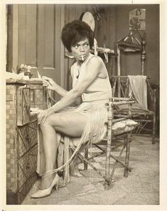 "eartha kitt | Eartha Kitt in TV series "" I spy "" 