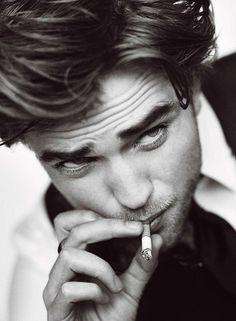Robert Pattinson's Spread inside GQ Magazine by unicorn.humper, via Flickr