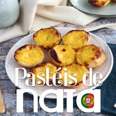 Pasteis De Nata – Famous Last Words Tart Recipes, Baking Recipes, Cookie Recipes, Portuguese Desserts, Portuguese Recipes, Filipino Desserts, Natas Recipe, Buzzfeed Tasty Videos, Zero Calorie Foods