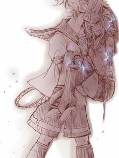 I'II save you, Rin...