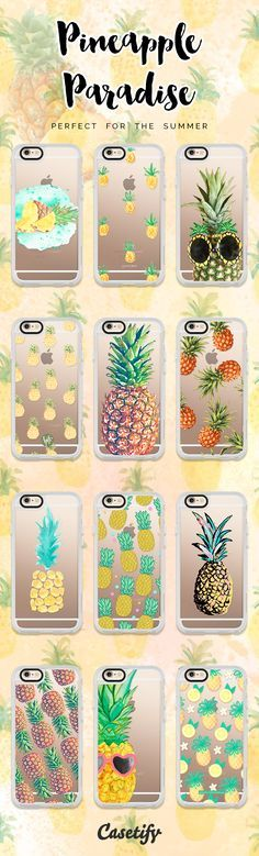 "<a class=""pintag searchlink"" data-query=""%23Pineapples"" data-type=""hashtag"" href=""/search/?q=%23Pineapples&rs=hashtag"" rel=""nofollow"" title=""#Pineapples search Pinterest"">#Pineapples</a> - perfect fruit for the summer. Click through here to shop the featured pineapple iPhone 6 cases >>> <a href=""https://www.casetify.com/artworks/v5xsDHtUbl"" rel=""nofollow"" target=""_blank"">www.casetify.com/...</a> 
