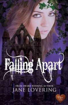 Falling Apart by Jane Lovering | Publisher: Choc Lit | Publication Date: June 15, 2014 | #Paranormal #vampires