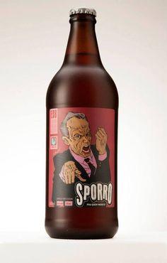 Extra Special Bitter Sporro, outro rótulo controverso lançado pela cervejaria (Foto: Divulgação)