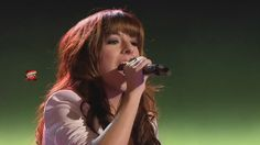 """Christina Grimmie """"Wrecking Ball"""" - The Voice USA Season 6 Blind Auditions"""