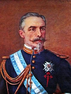 THE COUNT Jose Manuel Goyeneche y Gamio, Count of Guaqui (1831-1893)