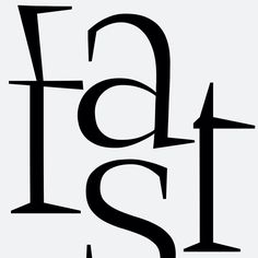 Lost letters from ongoing typeface #typedesign
