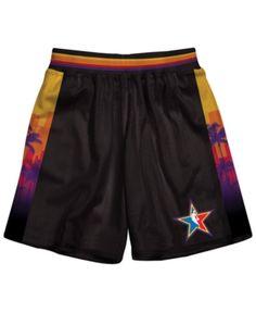 Mitchell   Ness Men s NBA All Star 2004 Event Inspired Mesh Shorts Men -  Sports Fan Shop By Lids - Macy s 7ecf58ba5c1b