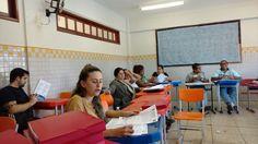 Professores se reúnem em Conselho de Classe