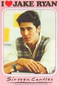 I used to have this printed on a shirt in high school! I <3 Jake Ryan forevs.