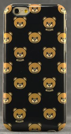 READY TO BEAR MOSCHINO CASE FOR IPHONE 6 PLUS http://www.aliexpress.com/item/Are-you-readytobear-esclusive-Moshino-case-FW15-Capsule-Collection-case-for-iphone-6-plus/32306389978.html