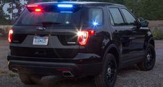 It may get even harder to recognize unmarked police cars.