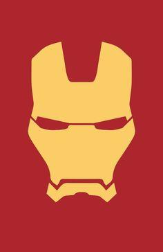 Don't know if that's Iron Man ... or a bloke in a bikini. :D    #superhero #geek #art