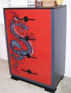 Dragon Dresser