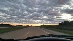 Hwy 151 between Fond du Lac and Waupun, WI