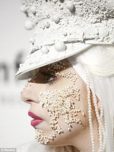 Lady Gaga#Repin By:Pinterest++ for iPad#