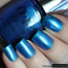OPI Fiji Collection for Spring/Summer 2017: Infinite Shine Swatches & Review!