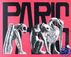 Tableau Peinture sur Toile 40*49 PopArt signé Simy Côte Artprice Urban Streetart