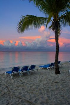 Sunset on La Ramona Beach!