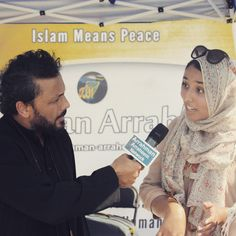 Has Youth Become Commodity to Sell A Certain Lifestyle - Najam Sheraz Najam Sheraz, during Festival of Faiths in Indianapolis interacted with Muslim Youth an. Quran, Muslim, Youth, Events, Motivation, Lifestyle, Projects, Things To Sell, Log Projects