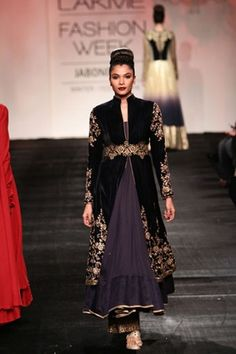 LFW 2014 | Vikram Phadnis #LFW2014 #indiancouture