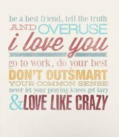 <3 love like crazy <3