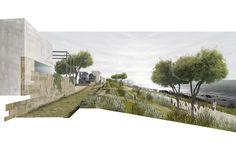 Iotti + Pavarani Architetti, Gumdesign · Il Waterfront di Selinunte