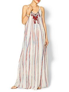 of july maxi summer maxi, summer dresses, free people dress, Ethno Style, Bohemian Style, Dress Me Up, Dress Skirt, Chiffon Dress, Prom Dress, Estilo Hippie, Quoi Porter, Look Boho