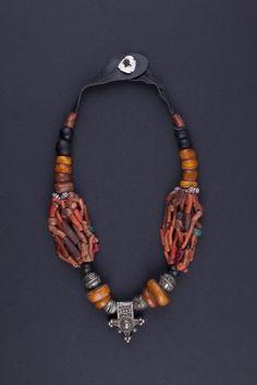 Anti Atlas Moroccan necklace