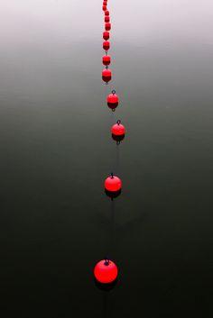Red dots by Håkan Dahlström, via Flickr