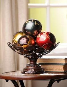 Vine Glass Orb Bowl #kirklands #rhapsodyofcolor