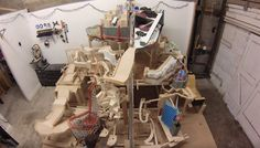 This guy spent 3 years building an incredible, themed marble machine - http://www.sogotechnews.com/2016/04/01/this-guy-spent-3-years-building-an-incredible-themed-marble-machine/?utm_source=Pinterest&utm_medium=autoshare&utm_campaign=SOGO+Tech+News