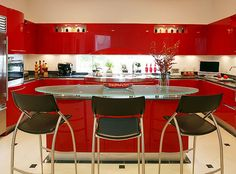 red interior - Google 검색