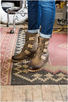 54561aa50b01 Photo  Sorel Women s Joan of Arctic Wedge Mid - Cafe