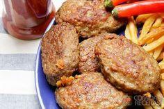Receita de Bolinho de carne assado em receitas de salgados, veja essa e outras receitas aqui!